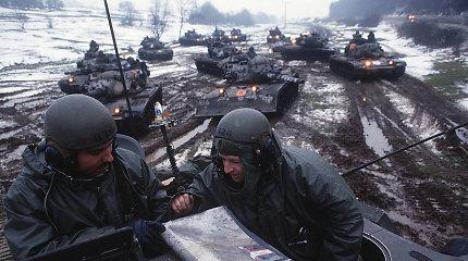 """""""Už Kremliaus sienų"""": R.Reaganas, sovietai ir 1983-ųjų pavojus pasaulyje"""