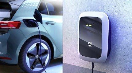 """""""Volkswagen"""" vadovas paaiškino, kodėl amerikiečiai negaus """"ID.3"""" elektromobilių"""