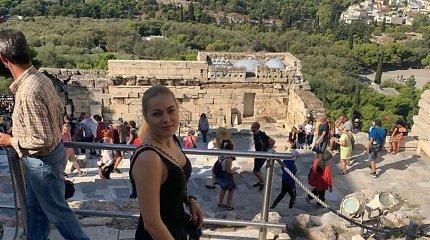 Nijolės Pareigytės-Rukaitienės ir Rimvydo Rukaičio vestuvių metinių minėjimas Graikijoje