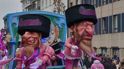 Belgijos karnavalas dėl antisemitizmo gali netekti ypatingo UNESCO statuso