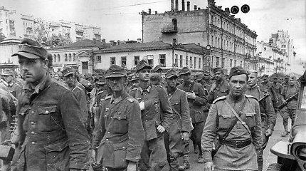Keturios didžiausios Ašies valstybių klaidos Antrojo pasaulinio karo metu
