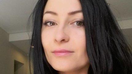 Aktorė Brigita Arsobaitė viename spektaklyje kurs 6 vaidmenis