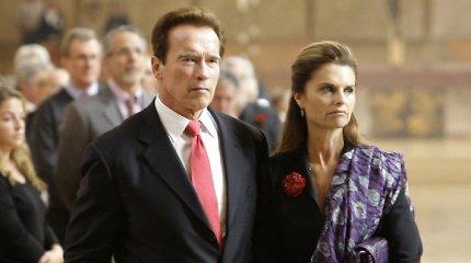 Arnoldas Schwarzeneggeris neištikimybę savo žmonai laiko didžiausia gyvenimo nesėkme