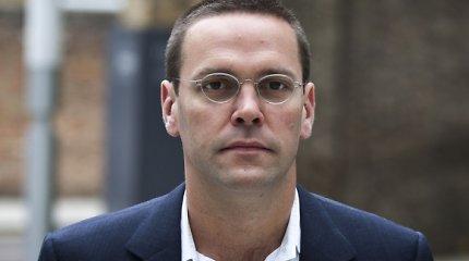 """Jamesas Murdochas pasitraukė iš """"News Corp"""" valdybos"""