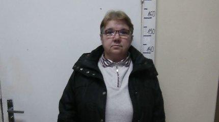 Kauno policija aiškinasi, ką ir iš ko galėjo pavogti ši įtariamoji