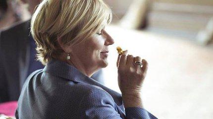 R.Deveikė pasidalijo patirtimi: kvapais galima pakeisti gyvenimiškas situacijas, kaip nori