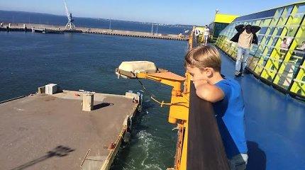 Per kelionę aplink Baltijos jūrą Ridas Jasiulionis užsuko ir į savo personažo gimtinę
