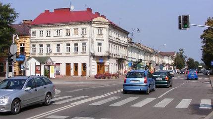 Lietuvių delegacija vyksta apžiūrėti patalpų būsimam kultūros centrui Suvalkuose
