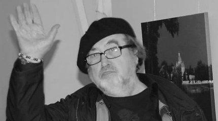 Mirė buvęs J. Miltinio dramos teatro aktorius Petras Steponavičius
