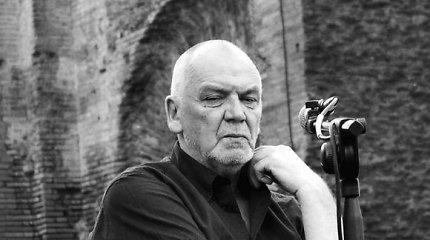 """""""Didžiausias mūsų laiko režisierius"""": kolegos prisimena Anapilin išėjusį Eimuntą Nekrošių"""