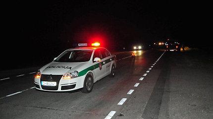 Per automobilių susidūrimą greta Birštono nukentėjo moteris