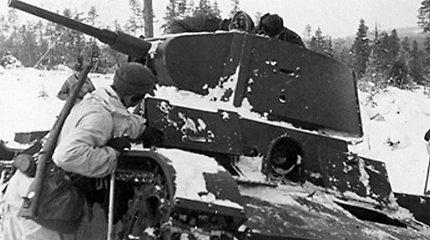 Suomiją nuo sovietų agresijos gynė ir tūkstančiai Švedijos savanorių