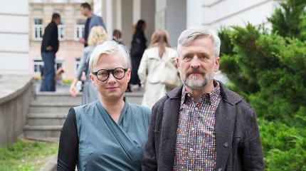 Po 9-erių metų santuokos oficialiai skiriasi Julija Janus ir Stasys Baltakis