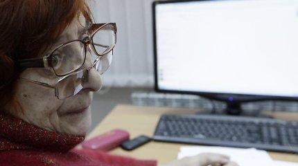 Kuriamas planas, kaip darbo rinkoje išlaikyti vyresnius žmones