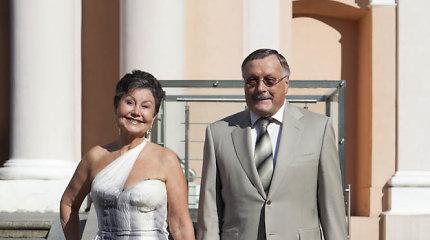 Stasys Brundza ir Audronė Brundzienė