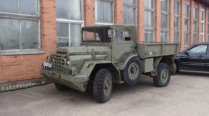 Kuo ypatingi S.Brundzos automobiliai, eksponuojami Kauno istorinės technikos muziejuje