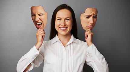Emocijų žemėlapis: kaip jos atsispindi mūsų kūne?