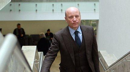 LVAT išnagrinėjo R.Palaičio bylą dėl žalos, galutinis sprendimas lapkritį