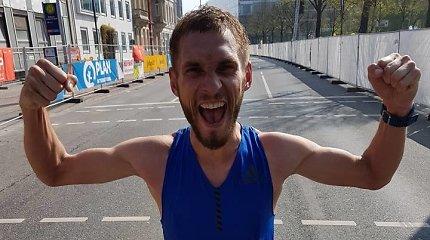 Remigijus Kančys pagerino asmeninį rekordą ir pateko į pasaulio lengvosios atletikos čempionatą