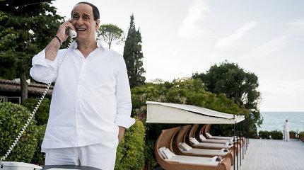 """Į kino teatrus atkeliauja naujas režisieriaus P.Sorrentino filmas """"Silvio"""""""