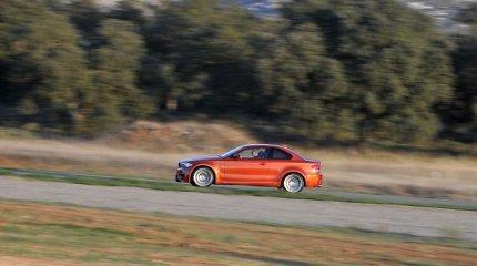 """Utenoje pavogtas mažas, bet brangus automobilis """"BMW 120"""""""