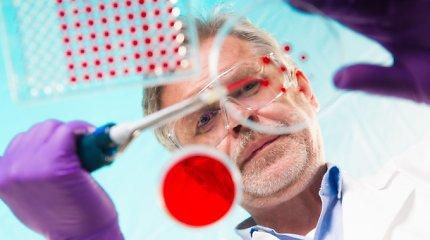 Kokias ligas ir negalavimus galima įtarti pagal kraujo tyrimą?