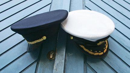 Jūrininkų mokykloms trūksta lėšų uniformoms