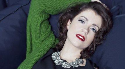 Ugnė Skonsmanaitė ir Erica Jennings nusifotografavo šventinėje fotosesijoje