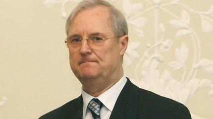 Iš pareigų pasitraukė LRT komisijos narys E.Vaitekūnas