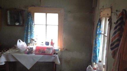 Seną trobelę pavertė šiuolaikišku būstu