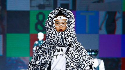 """Milano mados savaitė: """"Dolce & Gabbana"""" 2021–2022 m. rudens ir žiemos kolekcijos modeliai"""