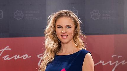 Aktorė Edita Užaitė