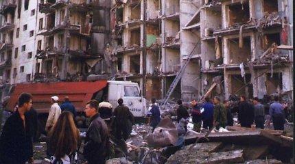 Po 20 metų: kaip Rusiją sudrebinę sprogimai padėjo V.Putinui įsitvirtinti valdžioje