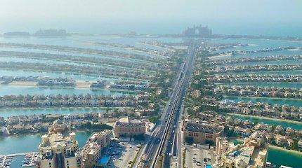 Šiemet aplankyti Dubajų kaip niekad verta – tokių vaizdų nepamatysite niekur kitur