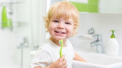 Odontologė perspėja: 90 proc. vaikų į konsultacijas ateina dėl stipriai sugedusių dantų