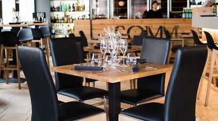 """2019 m. 30 geriausių restoranų. 11 vieta: vyno baro marškinėlius išaugęs """"Somm"""", kuriame pasitinka tituluoti someljė"""