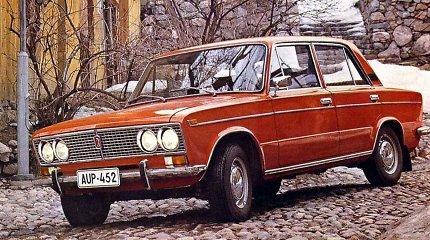 Kaip suprasti: naudoti automobiliai sovietmečiu kainavo daugiau, nei nauji