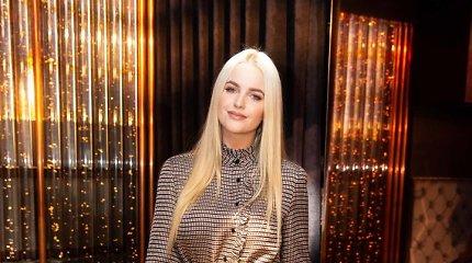 """Neringa Šiaudikytė sulaukė JAV muzikos prodiuserių pastabų dėl išvaizdos: patarė būti tikra """"diva"""""""