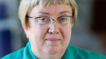 Irena Vaišvilaitė: Atmintis yra nacionalinio saugumo dalis