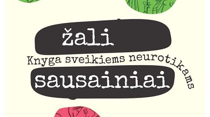 """15min konkursas: laimėkite Agnės Matulaitės knygą """"Žali sausainiai"""""""