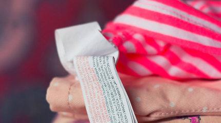 Vaikų drabužiai: viskas, ką reikia žinoti, – etiketėje