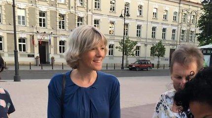 Svetingiausia gidė Lina Dusevičienė: kur gražiausias Vilniaus saulėlydis?