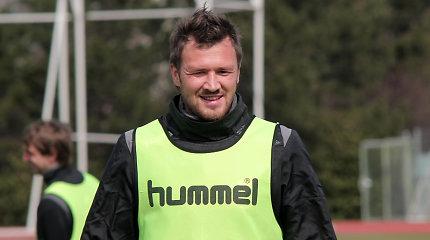 Edgaro Česnauskio klubas įveikė Rusijos čempionato lyderius