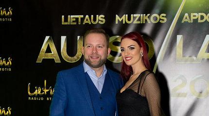 Juozas Butnorius ir Gražina Daukantaitė