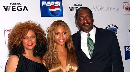 Beyonce tėvas Matthew Knowlesas