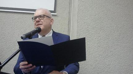 Klaipėdos jūrininkų ligoninės direktoriaus konkursą laimėjo ilgametis vadovas J.Sąlyga