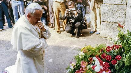 Vatikanas atlieka tyrimą dėl Jono Pauliaus II padėjėjo