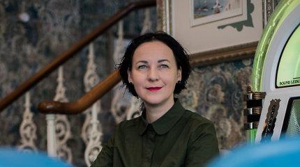 """Menininkė Monika Žaltauskaitė-Grašienė: """"Išgyventi istoriją yra daug reikšmingiau, nei ją žinoti"""""""