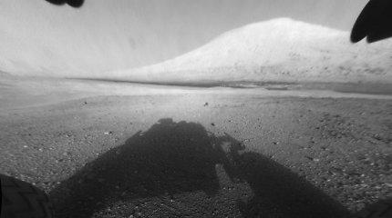 Mokslininkai aptiko tikėtiną metano Marse šaltinį