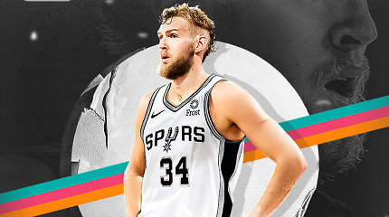 J.Landale'as oficialiai keliasi į NBA